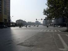 定淮门大街