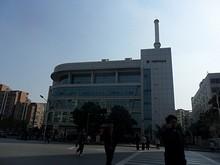中国移動通信のビル