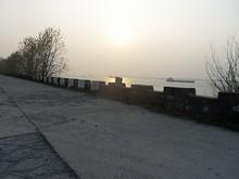 長江沿いを南へ