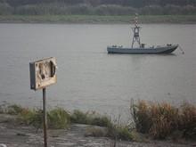 フロート形安全水域ブイ
