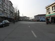 中心街の出口