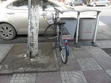無事に自転車を回収