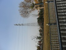 雨石線鉄塔