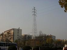 雨武線鉄塔