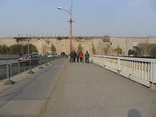 南京城城壁と中華門