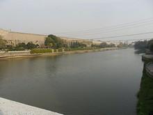 南京城のお堀