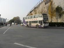 2階建てバスを発見!