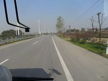 銅山と禄口を結ぶ道路