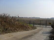 離陸する祥鵬航空A320形機