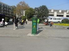 玄武門前の郵便ポスト