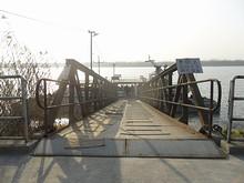 通江集桟橋