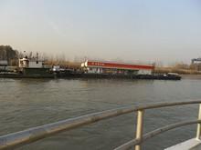 中国石油の桟橋