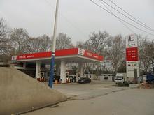 中国石化のガソスタ