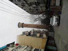 住宅区内の給水?塔