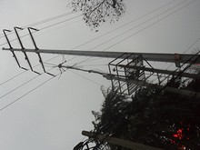 鐘西線18号鉄塔