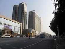 江寧区の通り