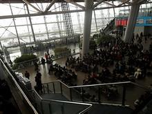 南京駅待合室