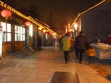 夜の東関街