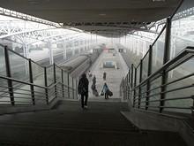 楊州駅2,3ホーム