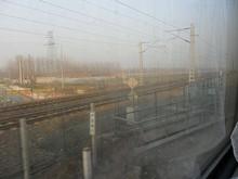 新沂駅付近