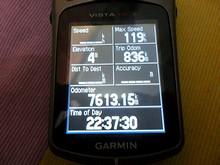 836km走行して夜22時に青島到着