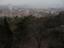 信号山公園から見た市街