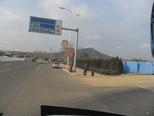 バスターミナル入口