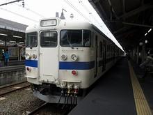 小倉行き列車
