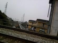 羽犬塚ラサ工業線