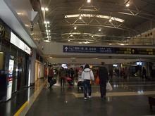 北京空港ターミナル2