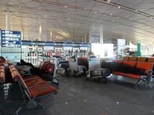 ターミナル3の一角