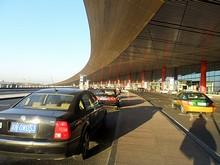 ターミナル3の出発階