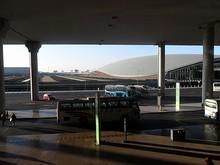 ターミナル3の到着階