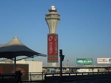 北京空港管制塔