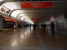 ターミナル2到着階