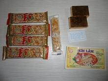 ベトナム人のホー君からもらった土産