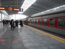 上海に到着