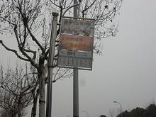 空港環状1線バス・海関倉庫バス停