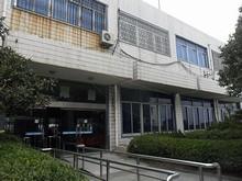 蘆潮港のフェリーターミナル