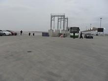 カーフェリー桟橋