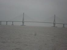 東海大橋の通航孔