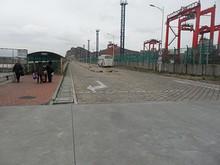 旅客埠頭出口