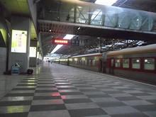 南京駅1番ホーム