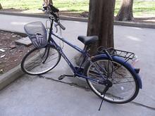 自転車をグレードアップ!