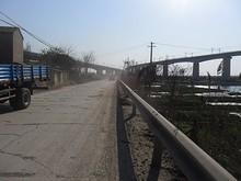 高速鉄道の合流部