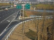 S87高速「4B麒麟・仙林」出口