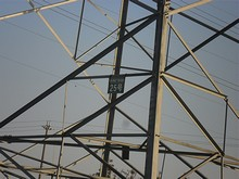 鐘高#2線4546-25号鉄塔