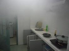 台所が視界不良に!