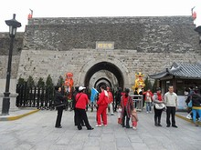 中華門入口