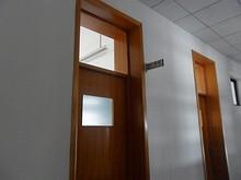 408教室入口